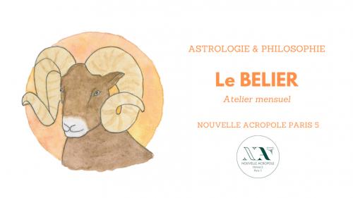 Astrologie & Philosophie - le Bélier