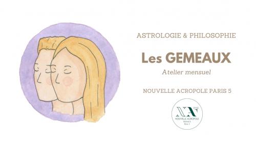 Astrologie & Philosophie - les Gemeaux