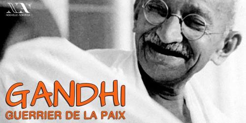 Gandhi, Guerrier de la Paix (conférence)