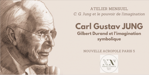Carl Gustav Jung et le pouvoir de l'imagination - ATELIER 3
