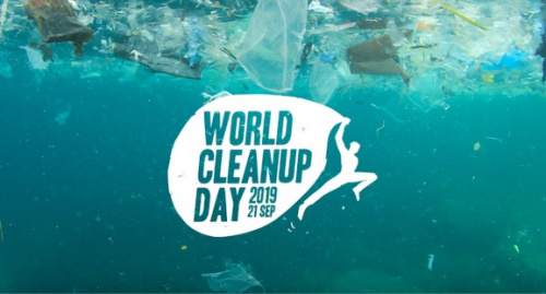 World Clean Up Day  - Paris 2019
